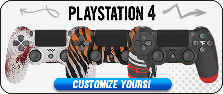 Modded Controllers - Xbox One & Xbox 360 - PS3 & PS4